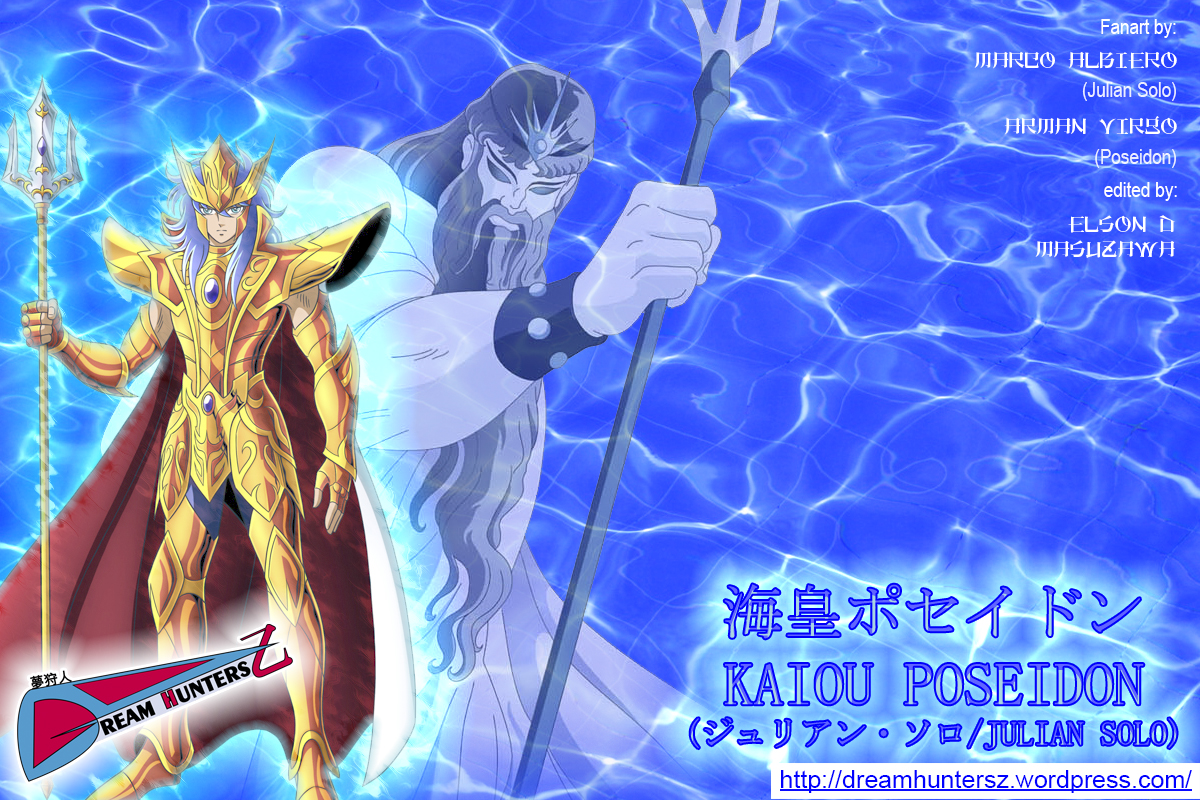 Kaiou Poseidon - Julian Solo - Aqua Drop